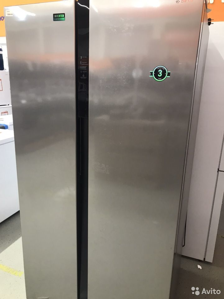 89270863062  Новый SidebySide Холодильник 605л 181см Инвертор