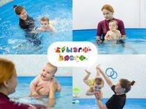 Франшиза детского бассейна Брызги-визги