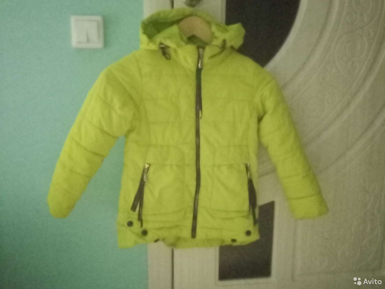 Куртка д.с. 6-8 лет