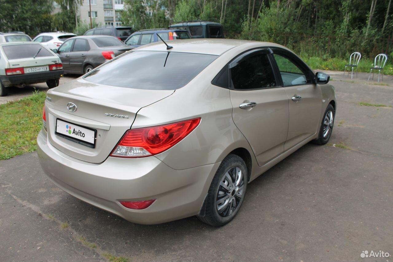 Hyundai Solaris, 2011  89523074499 купить 6