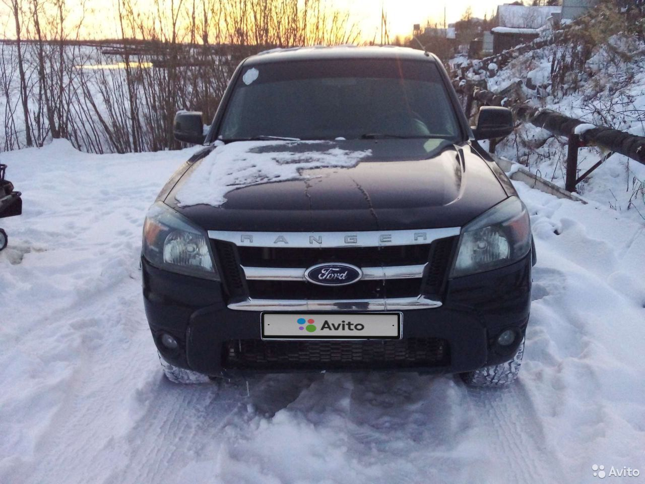 Ford Ranger, 2011  89615530752 купить 3