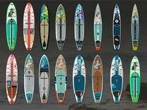 Надувные доски для SUP-серфинга Stormline 9,9-14'