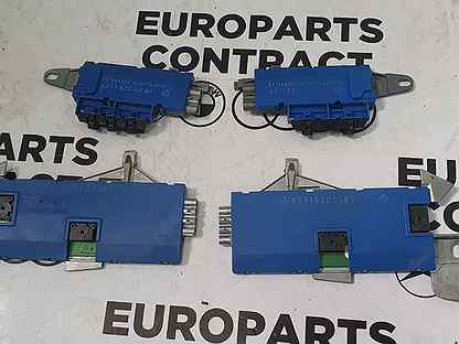 Усилитель антенны на Mercedes E-Class, S211, W211