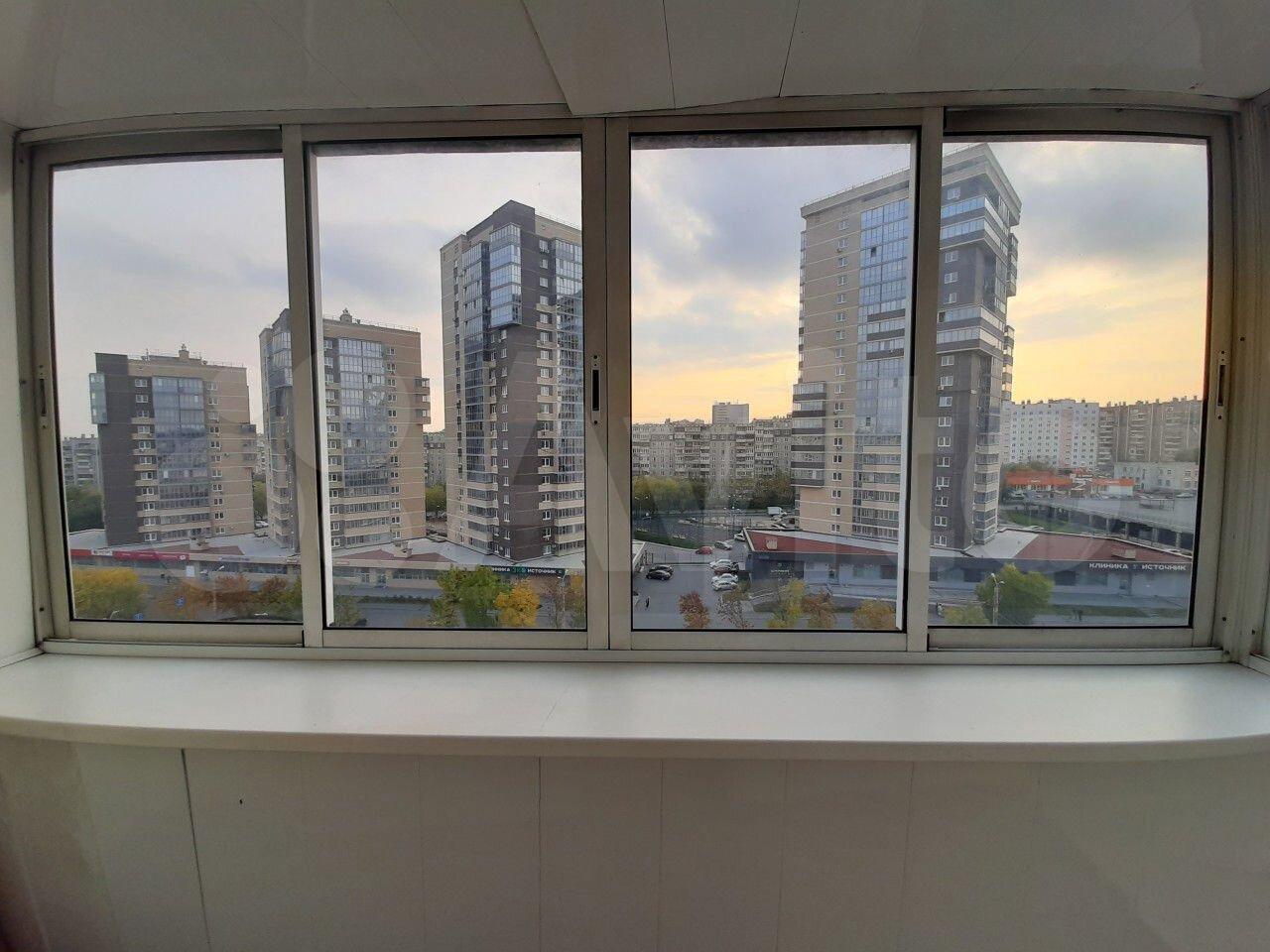 1-room apartment, 32 m2, 9/9 FL.  89587543926 buy 7