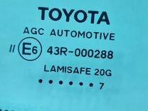 Лобовое стекло Toyota Camry 50/55 Камри