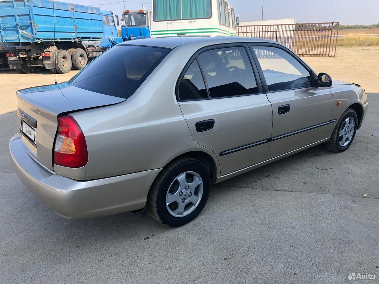 Hyundai Accent, 2005  89024077011 купить 3