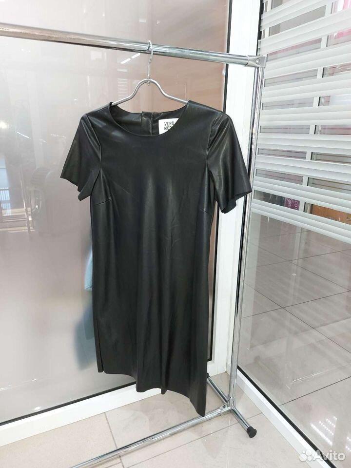 Платье кожанное  89148314493 купить 1
