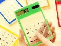 Калькулятор солнечный