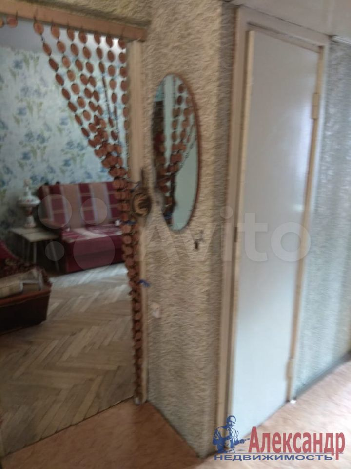 1-Zimmer-Wohnung, 33 m2, 3/9 FL.