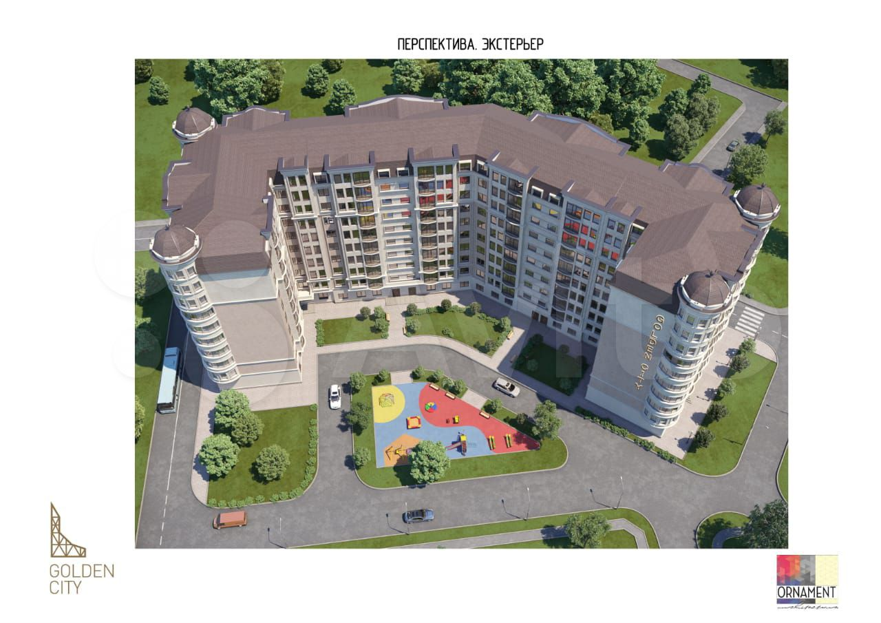 2-к квартира, 66 м², 3/10 эт.  89280833111 купить 6