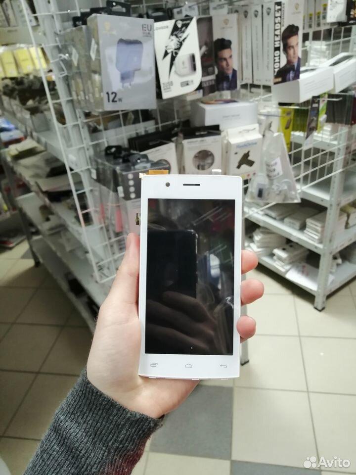 Экран на телефон Fly FS451 Nimbus 1 + touch  89003081353 купить 8