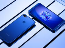 Huawei Honor 7C. Новый