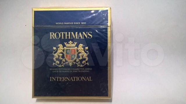 Ротманс интернешнл сигареты купить электронная сигарета cricket купить в спб