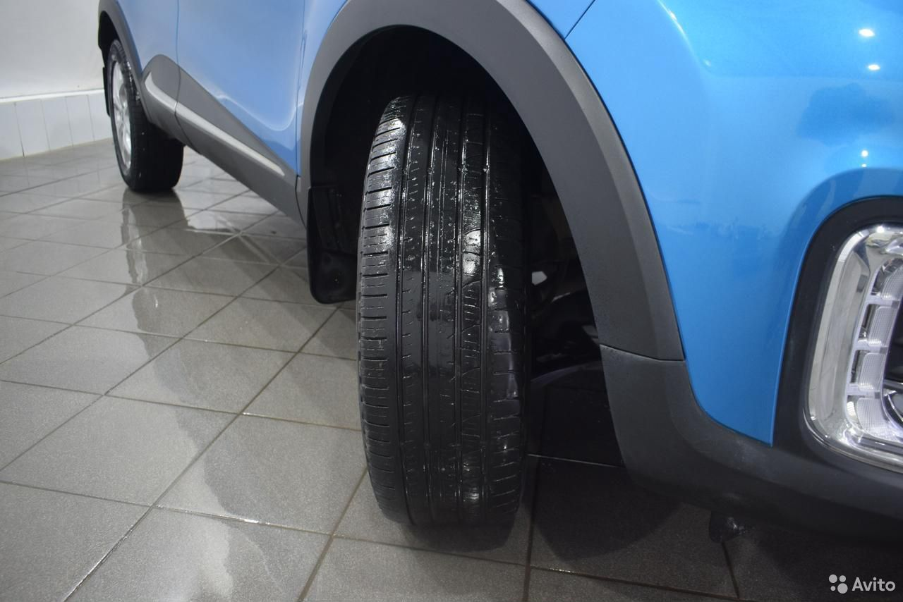 Renault Kaptur, 2016  84872337047 купить 9