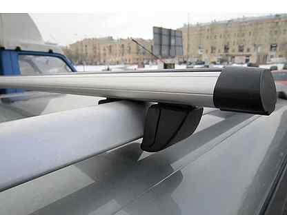 Багажник на рейлинги Hyundai Santa Fe