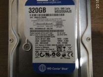 Жёсткий диск WD 320gb