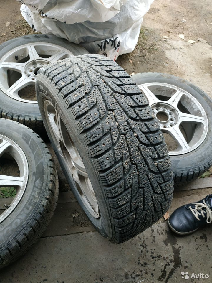 Зимние шины с дисками  89676200420 купить 4