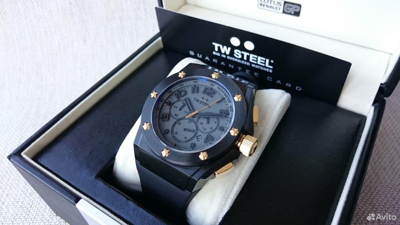 Мужские спортивные часы Хронограф TW Steel Обмен  89525003388 купить 4