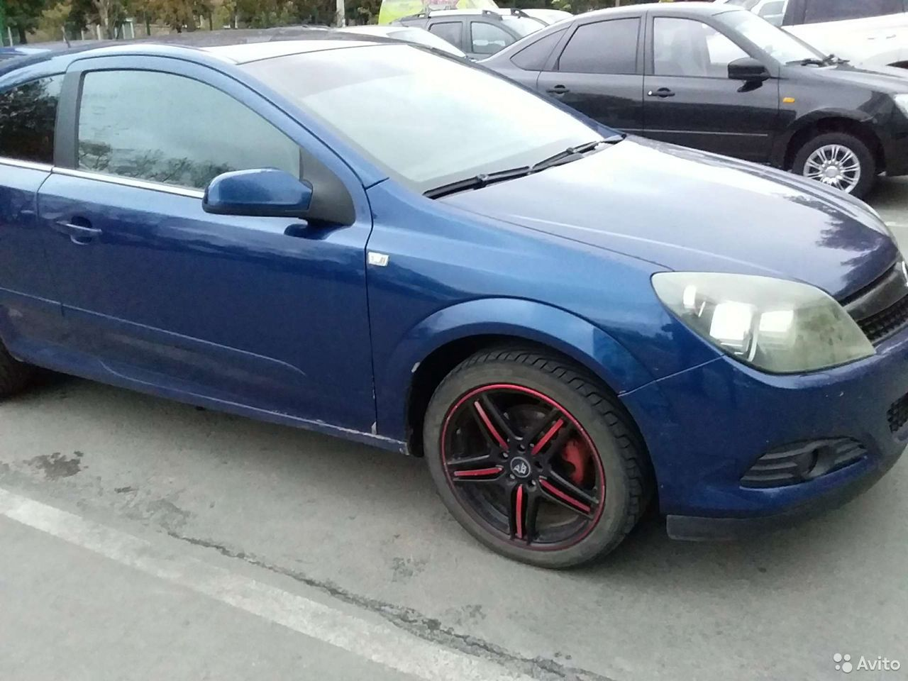 Opel Astra GTC, 2007  89068976272 купить 3