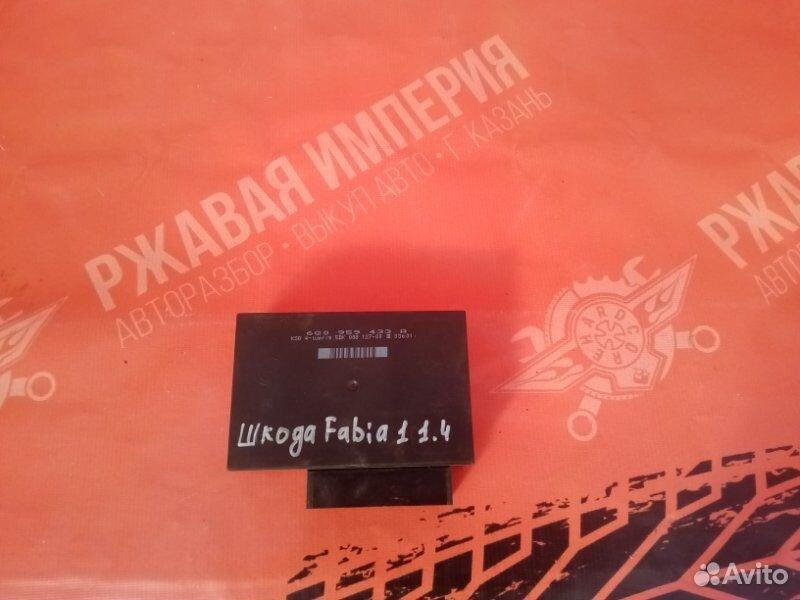 Блок комфорта Skoda Fabia Фабия 1 AME 2001  89534094813 купить 1