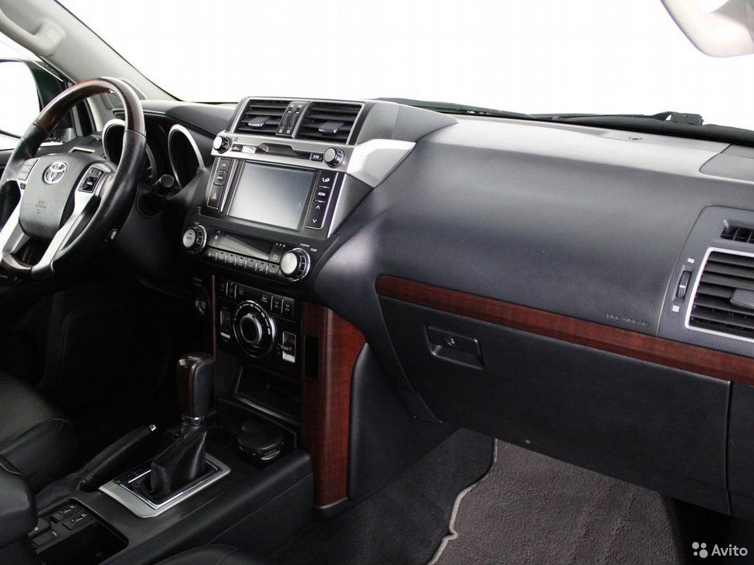 Toyota Land Cruiser Prado, 2014  88129217686 купить 3