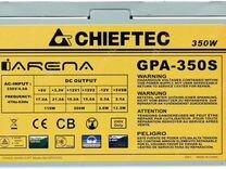 Блок питания chieftech 350s atx
