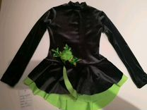 Платье для фигурного катания 122