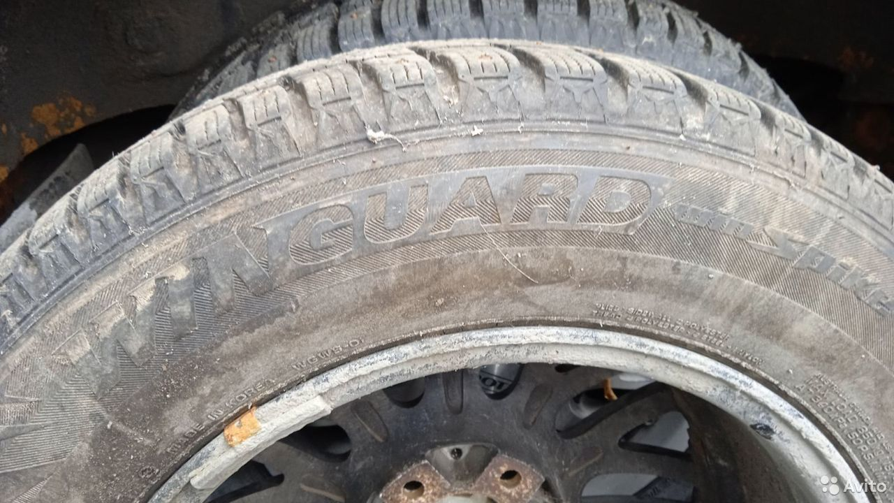 Зимняя резина 4 колеса  89003820073 купить 8