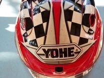 Шлем мотоциклетный yohe