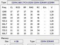 Память SAMSUNG DDR4 4Gb (m378a5244cb0) — Товары для компьютера в Йошкар-Оле