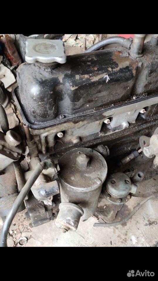 Двигатель 2401волга газель