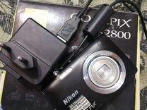 Coolpix S2800