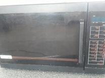 Сенсорная микроволновая печь