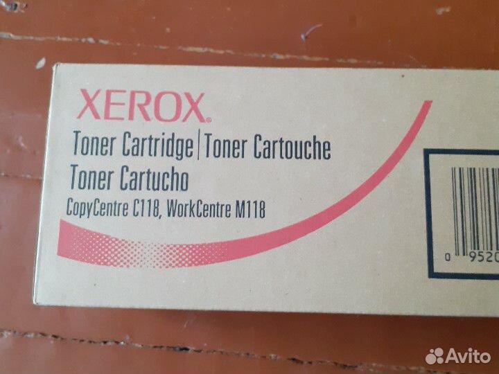 Тонер картридж для Xerox m118  89507245218 купить 1