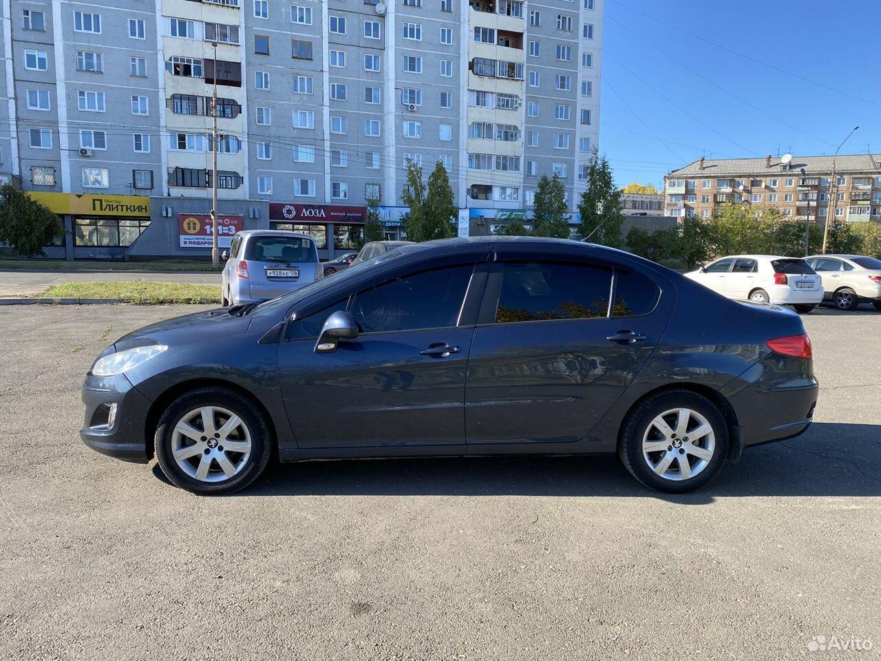 Peugeot 408, 2012  89246322243 купить 4