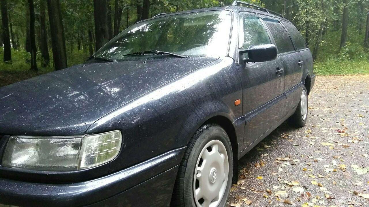 Volkswagen Passat, 1994  89097989962 buy 2