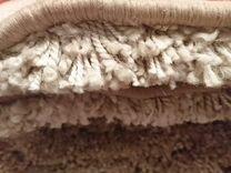 Тканное ковровое покрытие с обработанными краями