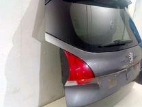 Крышка багажника Peugeot 2008 2013)