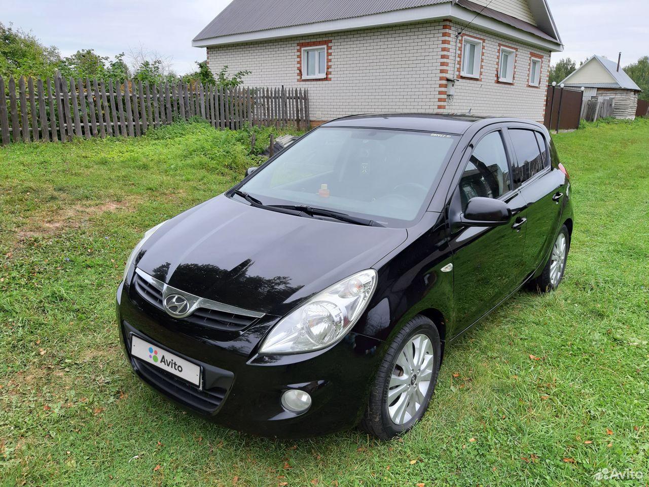 Hyundai i20, 2010  89063361856 купить 1