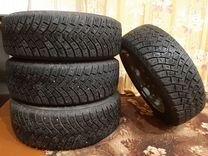 Продам зимние колёса в сборе — Запчасти и аксессуары в Перми