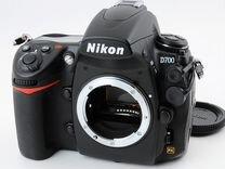 Nikon d700 в идеале почти новый
