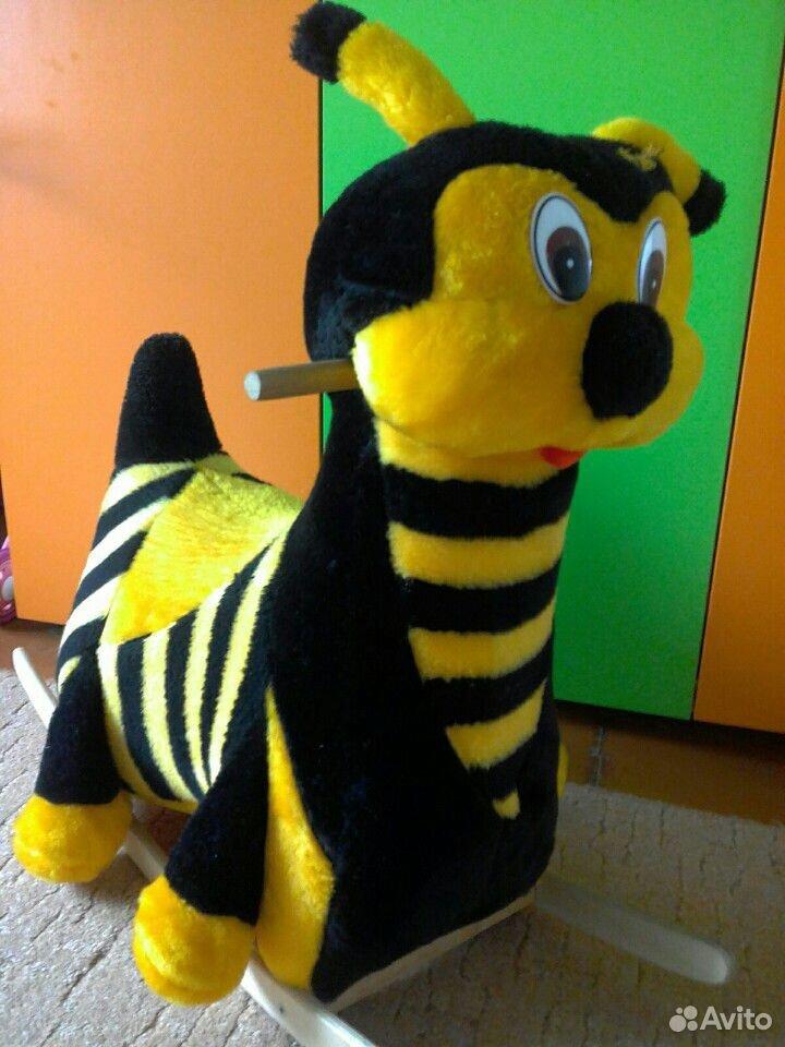 Пчелка-качалка  89924242757 купить 1