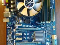 Комплект Core i5 2300+кулер+M/b Gigabyte+DDR3 4Гб
