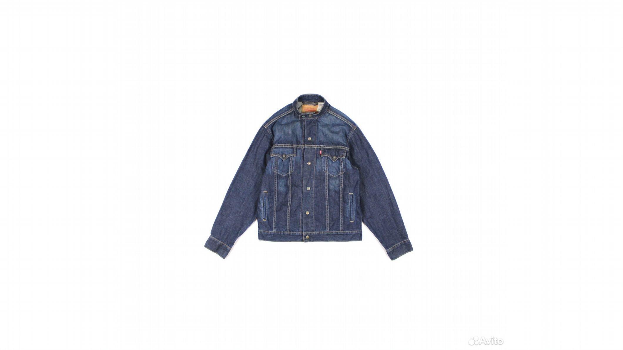 Levis Jacket джинсовая куртка купить в Москве с доставкой | Личные вещи | Авито