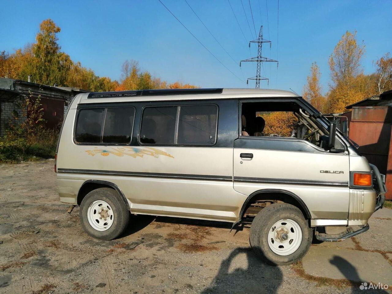 Mitsubishi Delica, 1990  89063919778 купить 3