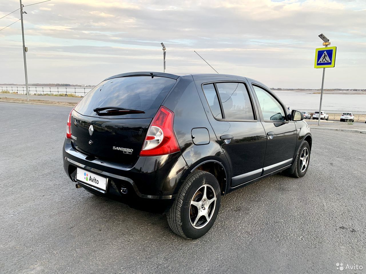 Renault Sandero, 2012  89610795153 купить 5