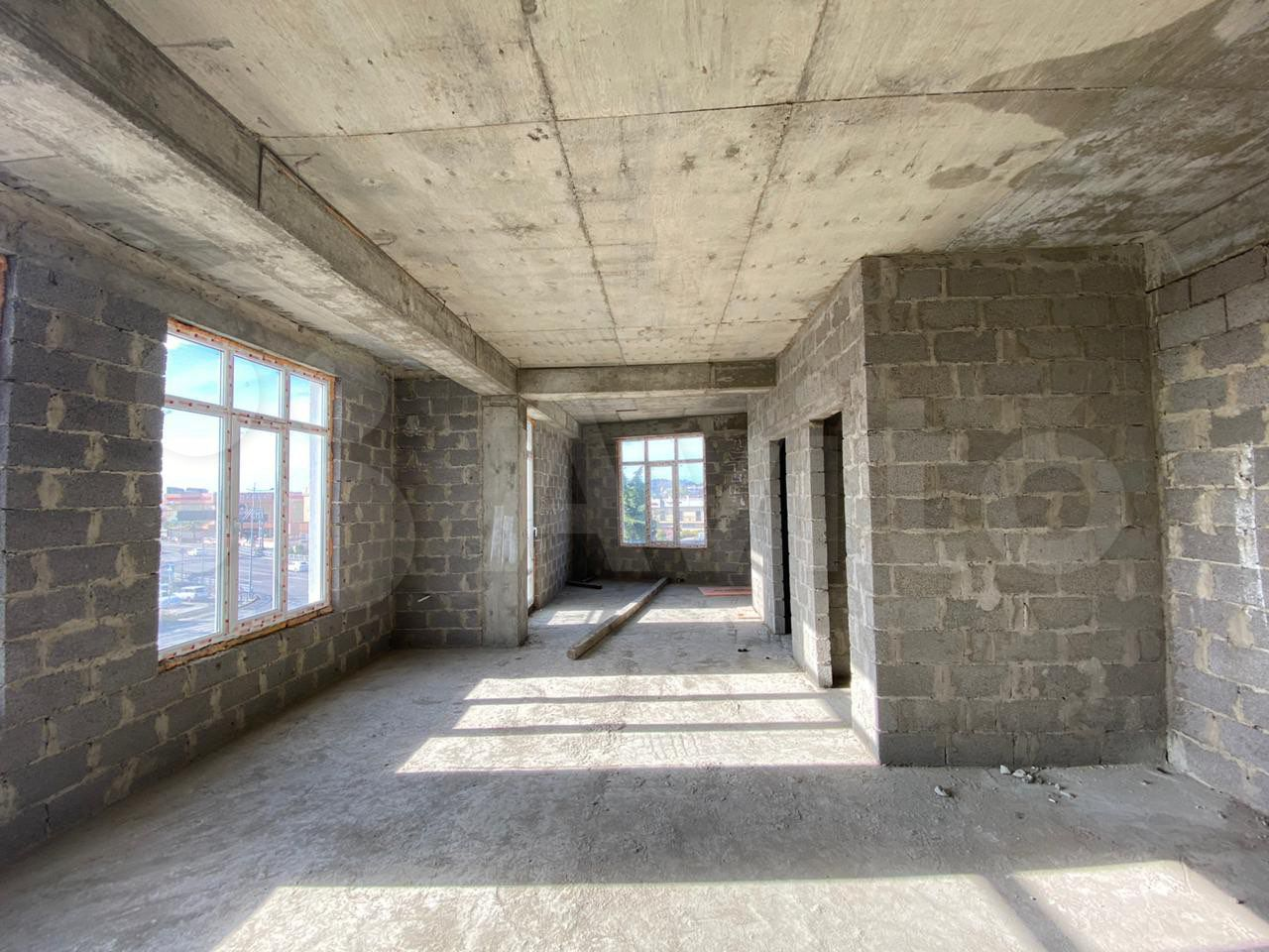Своб. планировка, 62 м², 3/6 эт.  89617256928 купить 4