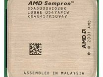 Процессоры AMD Sempron 3000 1.80Ghz