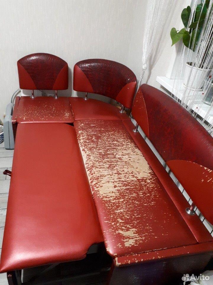 Кухонный угловой диван со спальным местом  89192468883 купить 4