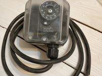 Прибор контроля давления газа Buderus